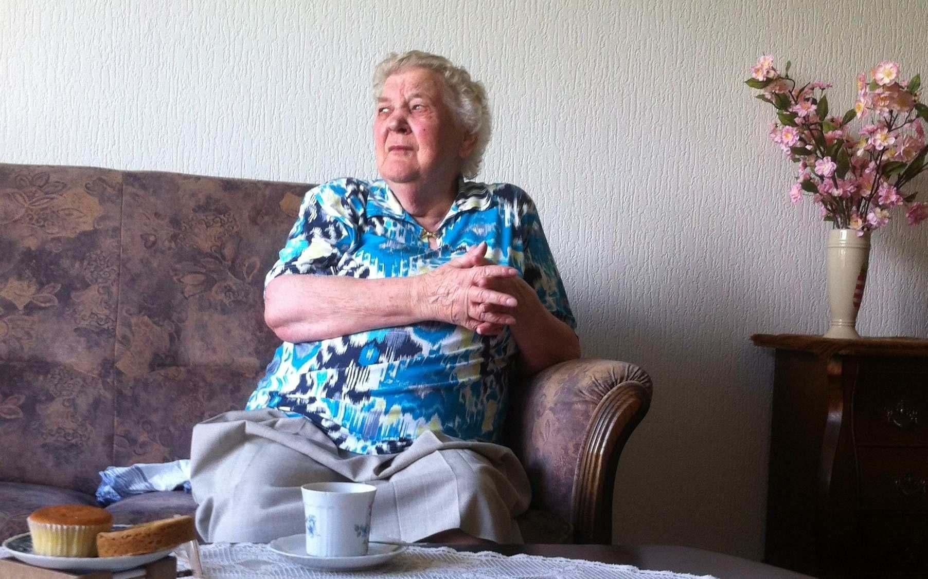 Ouderen en eenzaamheid